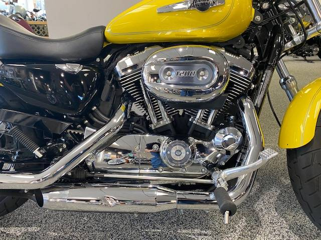 2017 Harley-Davidson 1200 Custom in Knoxville, Tennessee - Photo 2