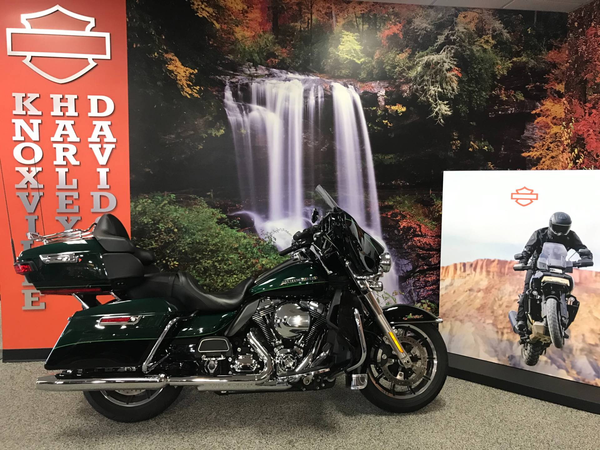 2016 Harley-Davidson Ultra Limited in Knoxville, Tennessee - Photo 1
