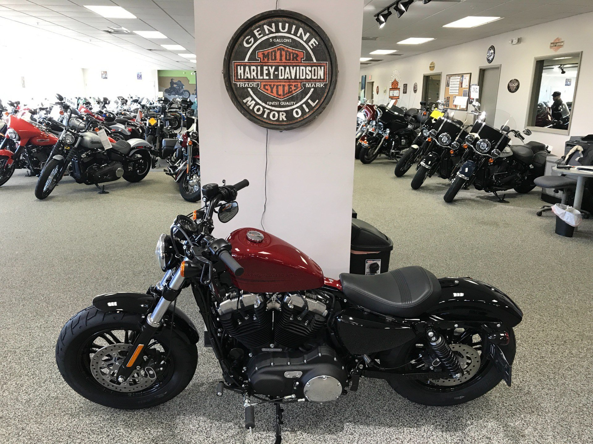 2020 Harley-Davidson FORTY-EIGHT SPORTSTER in Knoxville, Tennessee - Photo 15