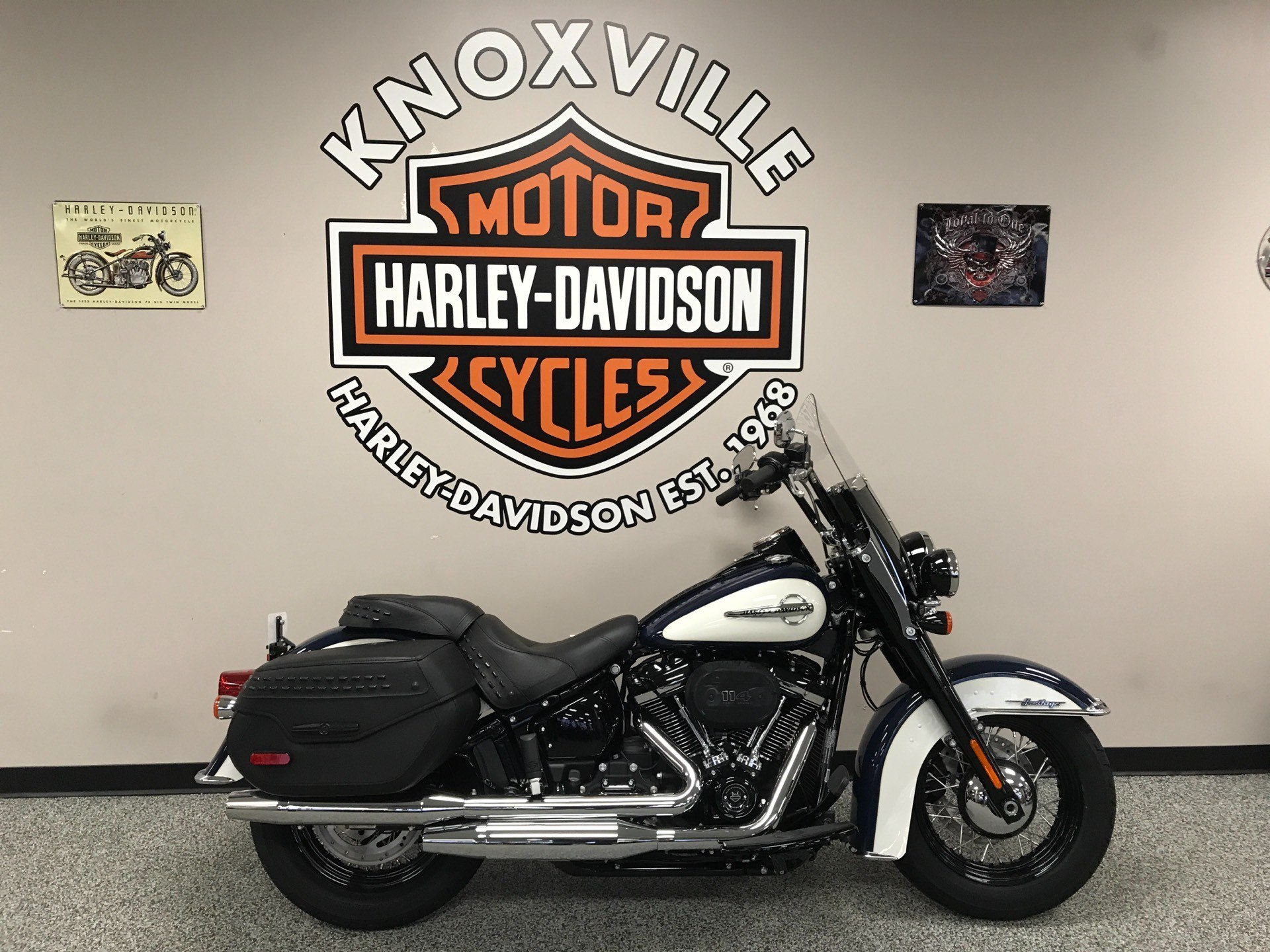 2019 Harley-Davidson Heritage Classic 114 in Knoxville, Tennessee - Photo 1