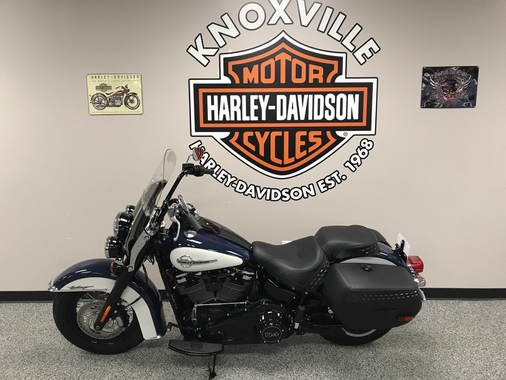 2019 Harley-Davidson Heritage Classic 114 in Knoxville, Tennessee - Photo 14