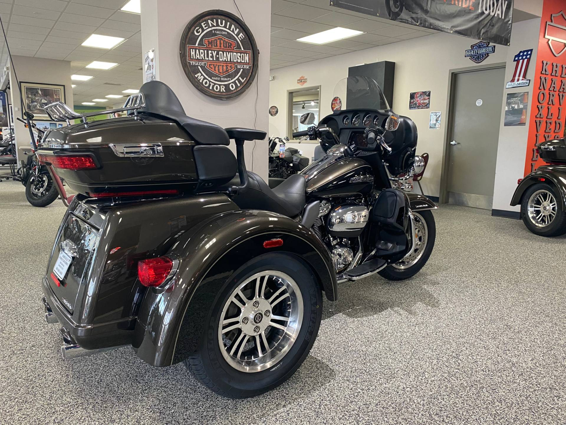 2020 Harley-Davidson Tri Glide® Ultra in Knoxville, Tennessee - Photo 6