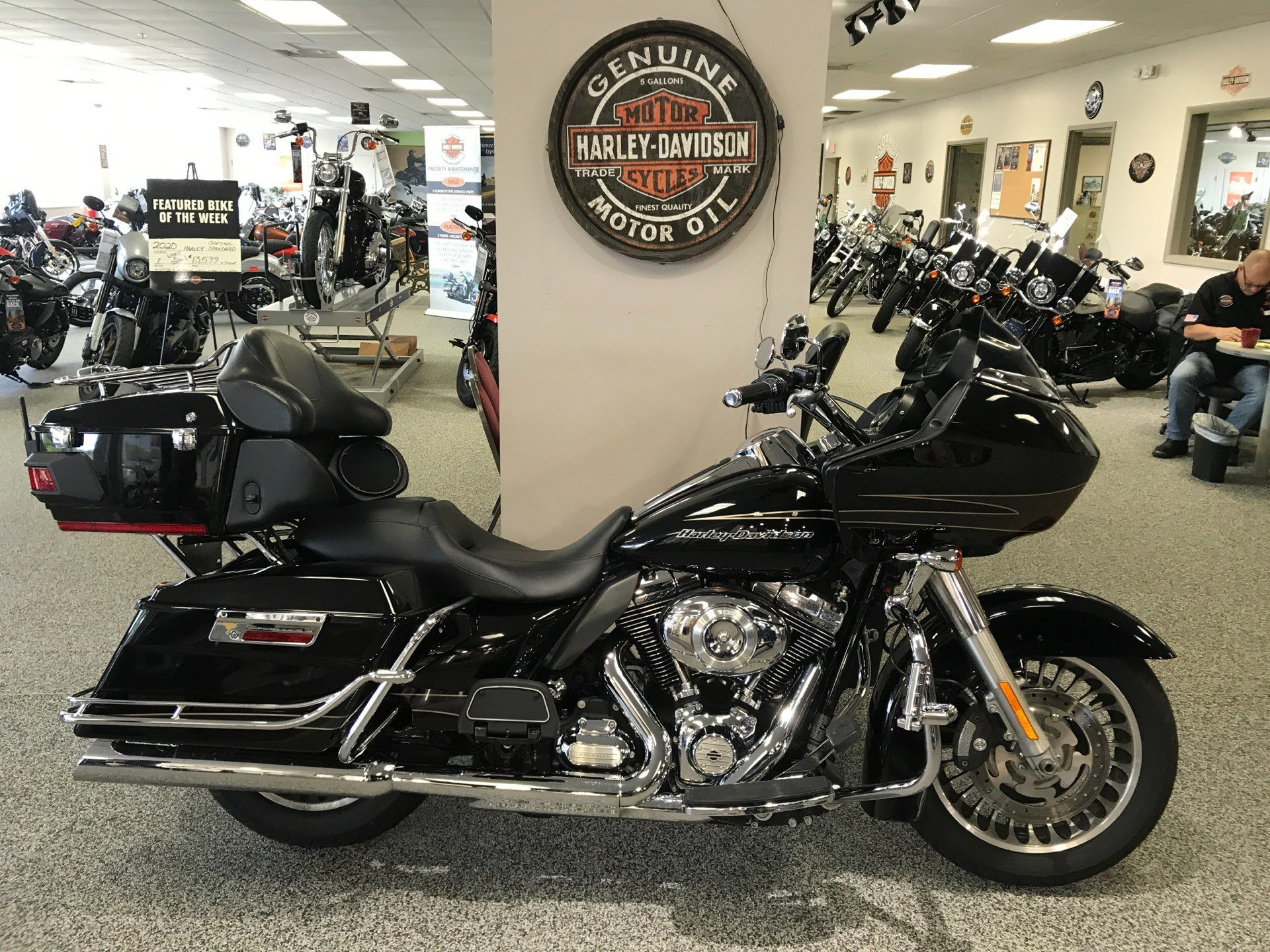 2012 Harley-Davidson Road Glide® Ultra in Knoxville, Tennessee - Photo 1