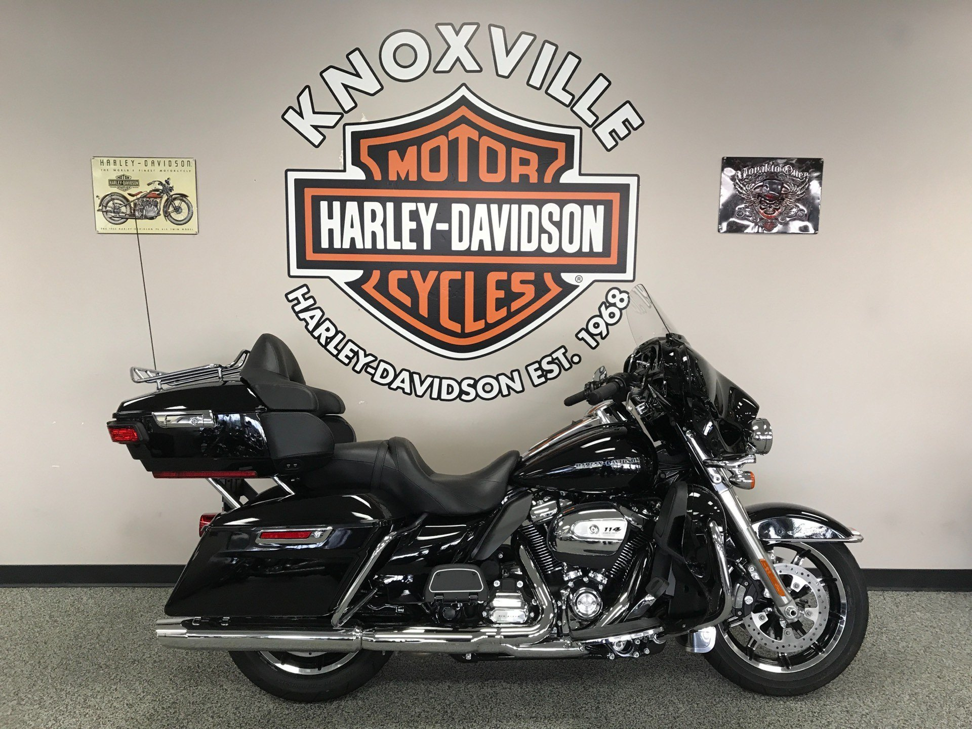 2019 Harley-Davidson Ultra Limited in Knoxville, Tennessee - Photo 1