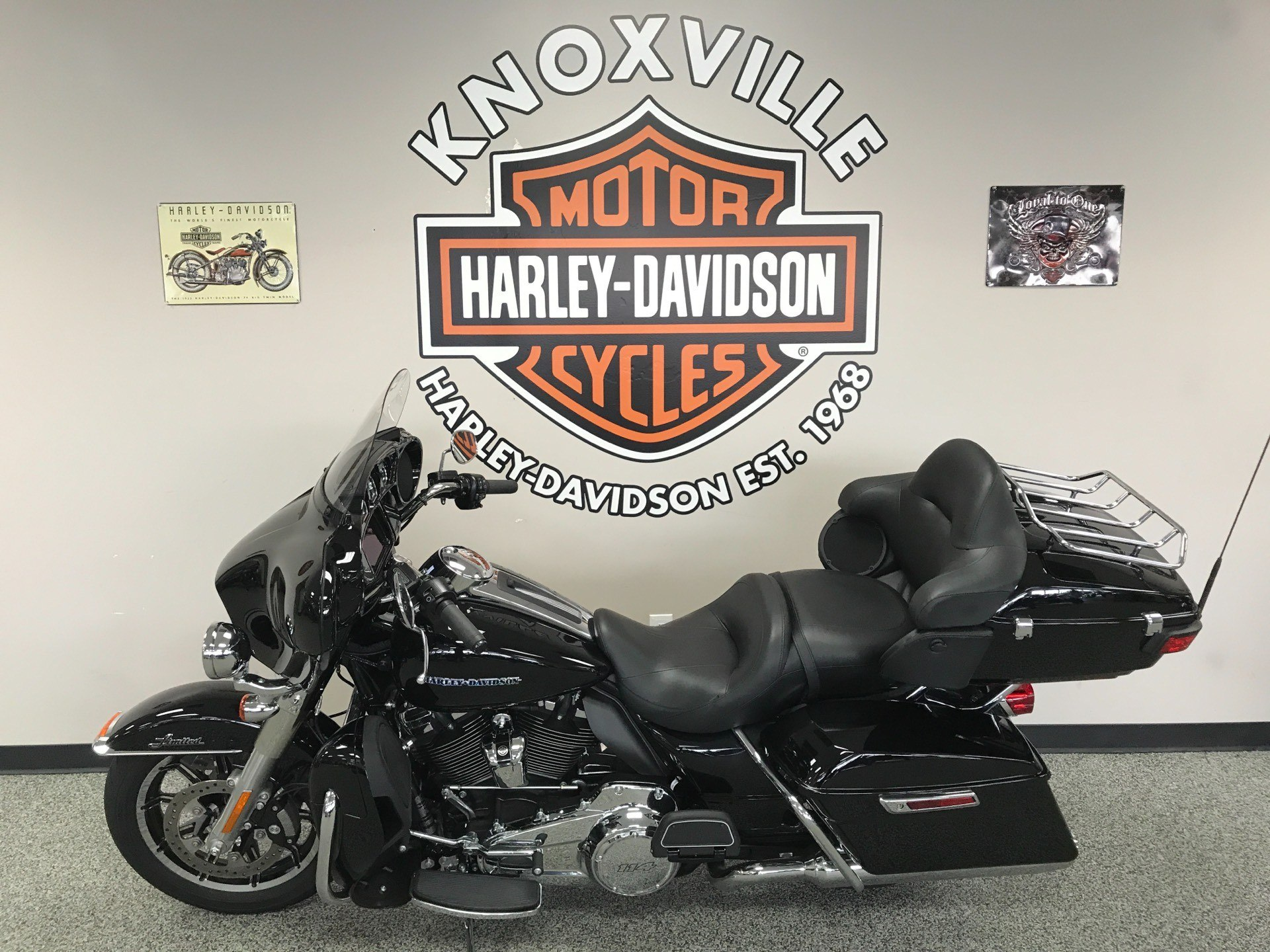 2019 Harley-Davidson Ultra Limited in Knoxville, Tennessee - Photo 18