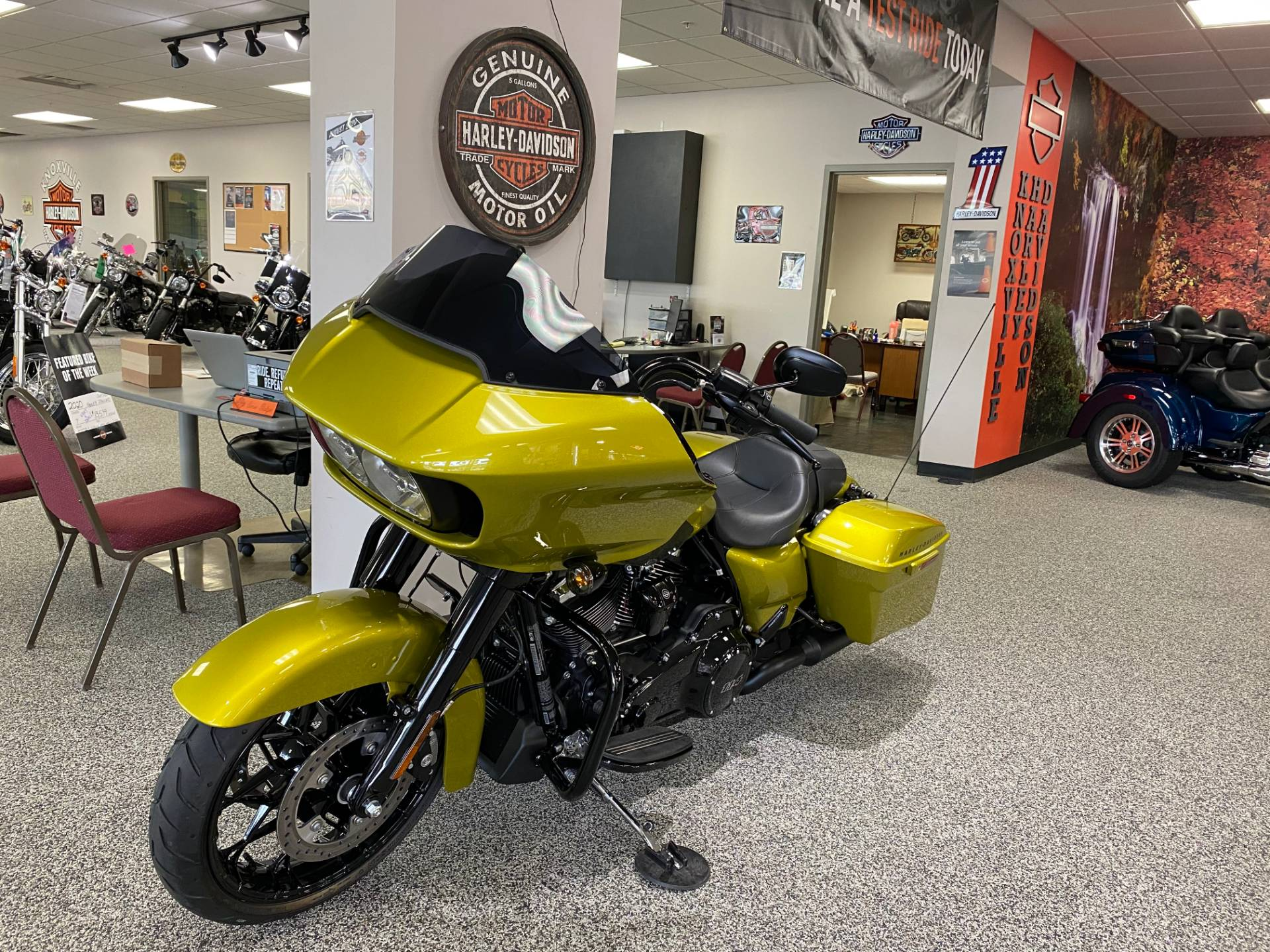 2020 Harley-Davidson Road Glide® Special in Knoxville, Tennessee - Photo 15
