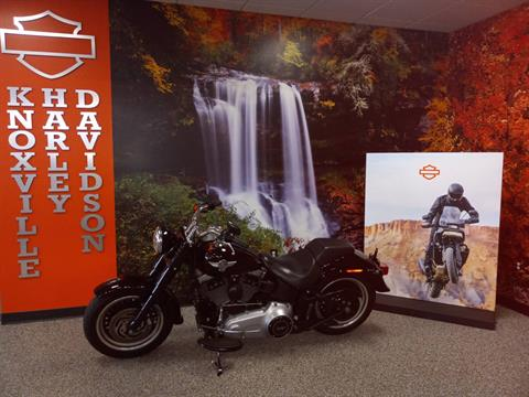 2014 Harley-Davidson Fat Boy Low in Knoxville, Tennessee - Photo 1