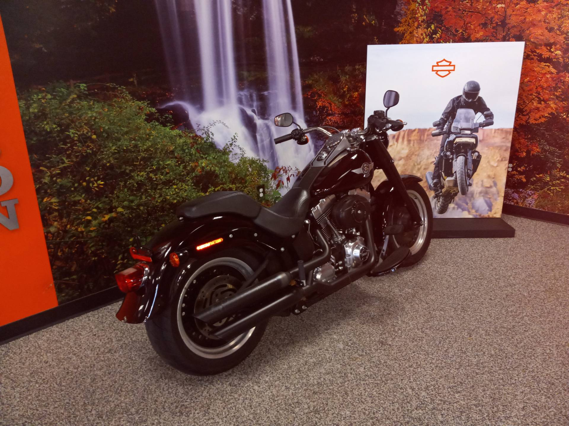 2014 Harley-Davidson Fat Boy Low in Knoxville, Tennessee - Photo 4