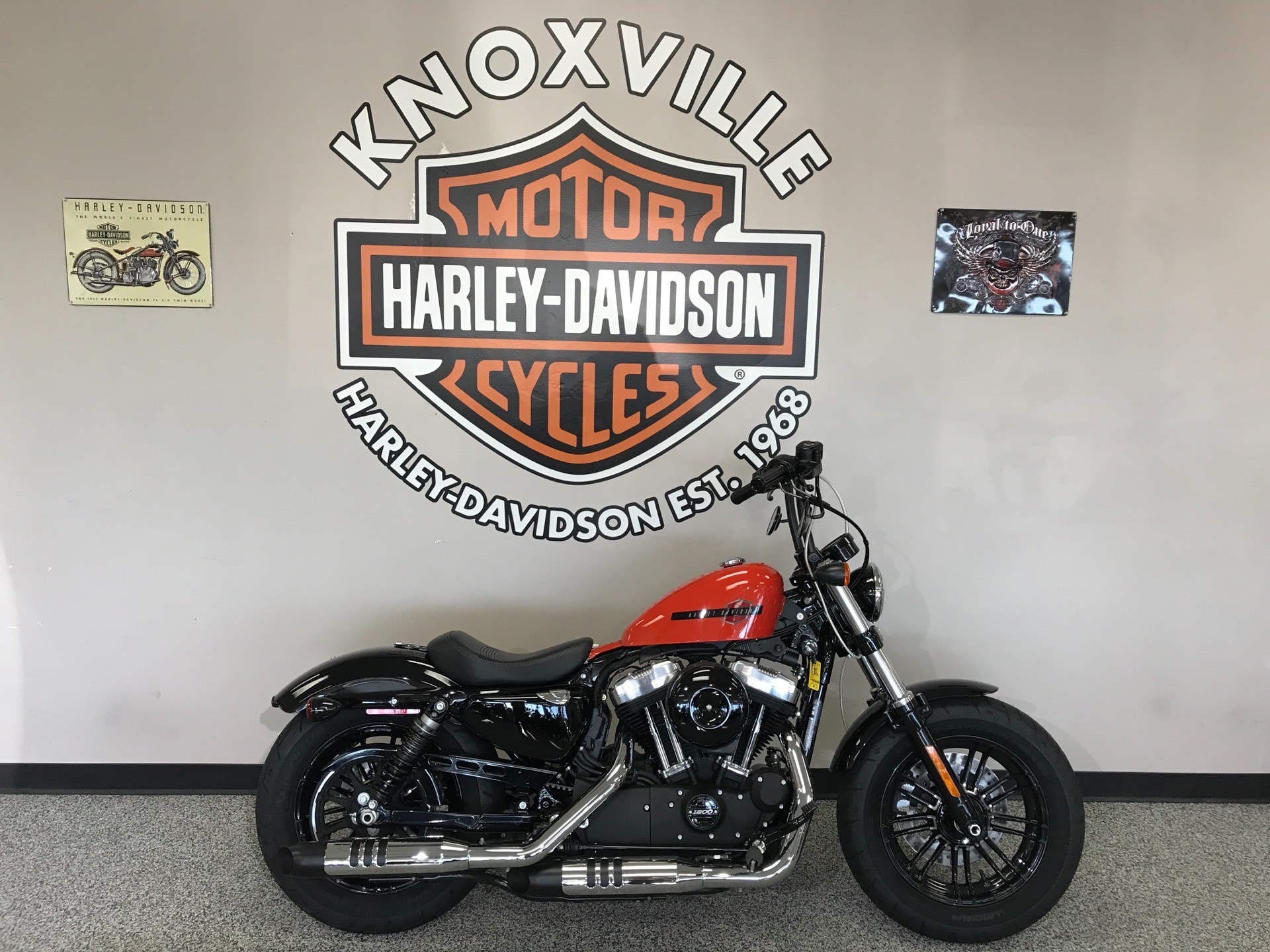 2020 Harley-Davidson Forty-Eight® in Knoxville, Tennessee - Photo 1