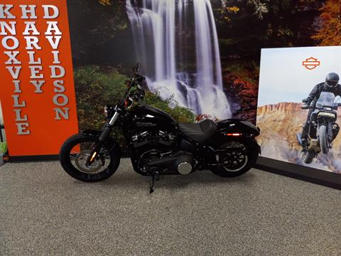 2020 Harley-Davidson Street Bob in Knoxville, Tennessee - Photo 1