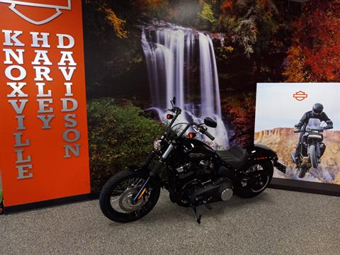 2020 Harley-Davidson Street Bob in Knoxville, Tennessee - Photo 3