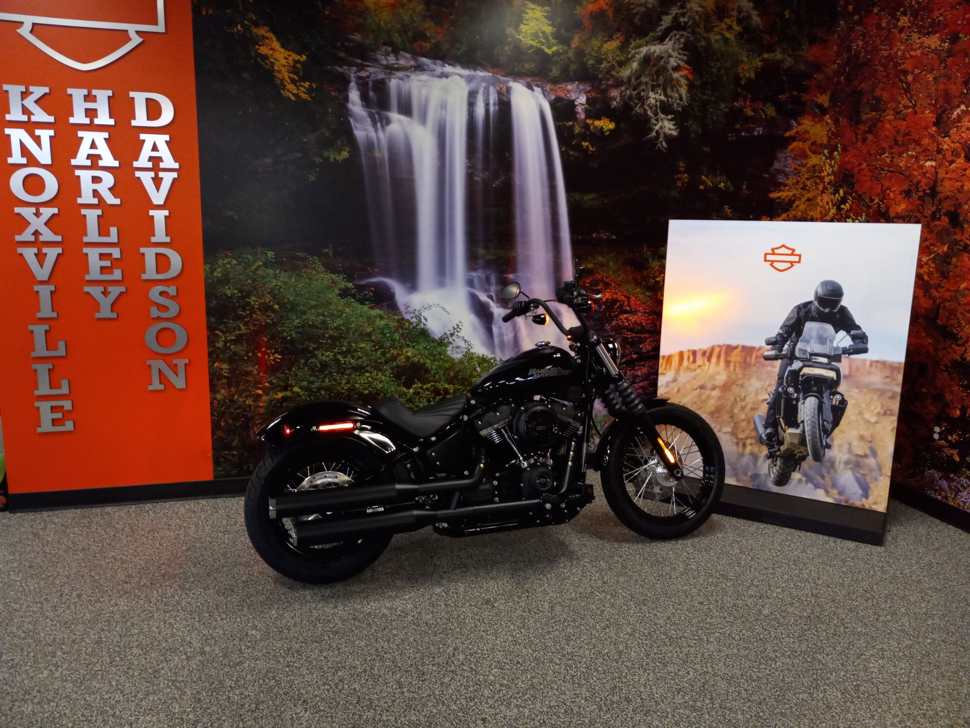 2020 Harley-Davidson Street Bob in Knoxville, Tennessee - Photo 6