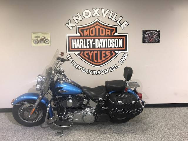 2011 Harley-Davidson Heritage Softail® Classic in Knoxville, Tennessee - Photo 1