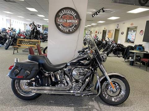 2016 Harley-Davidson Fat Boy® in Knoxville, Tennessee - Photo 1