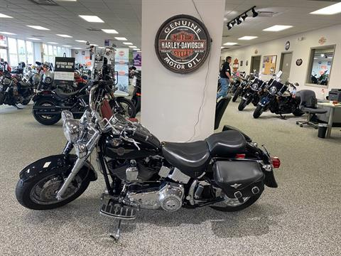 2002 Harley-Davidson FLSTF/FLSTFI Fat Boy® in Knoxville, Tennessee - Photo 16