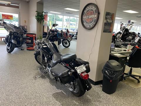 2002 Harley-Davidson FLSTF/FLSTFI Fat Boy® in Knoxville, Tennessee - Photo 20