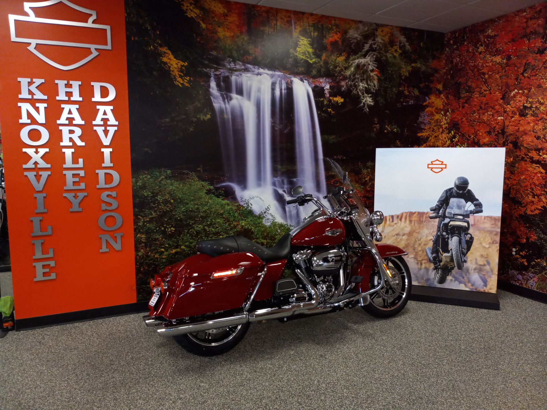 2020 Harley-Davidson Road King in Knoxville, Tennessee - Photo 6
