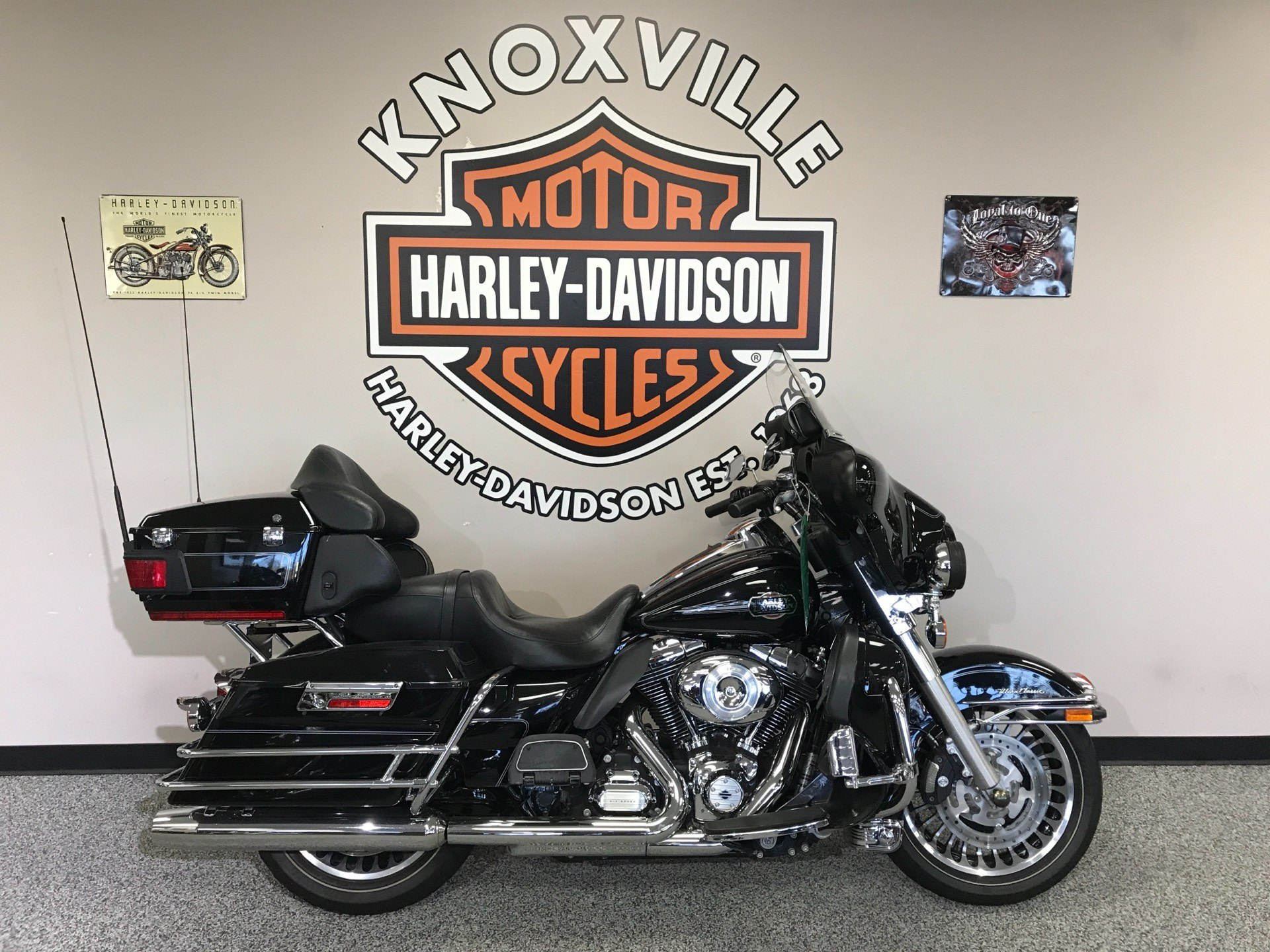 2012 Harley-Davidson Ultra Classic® Electra Glide® in Knoxville, Tennessee - Photo 1