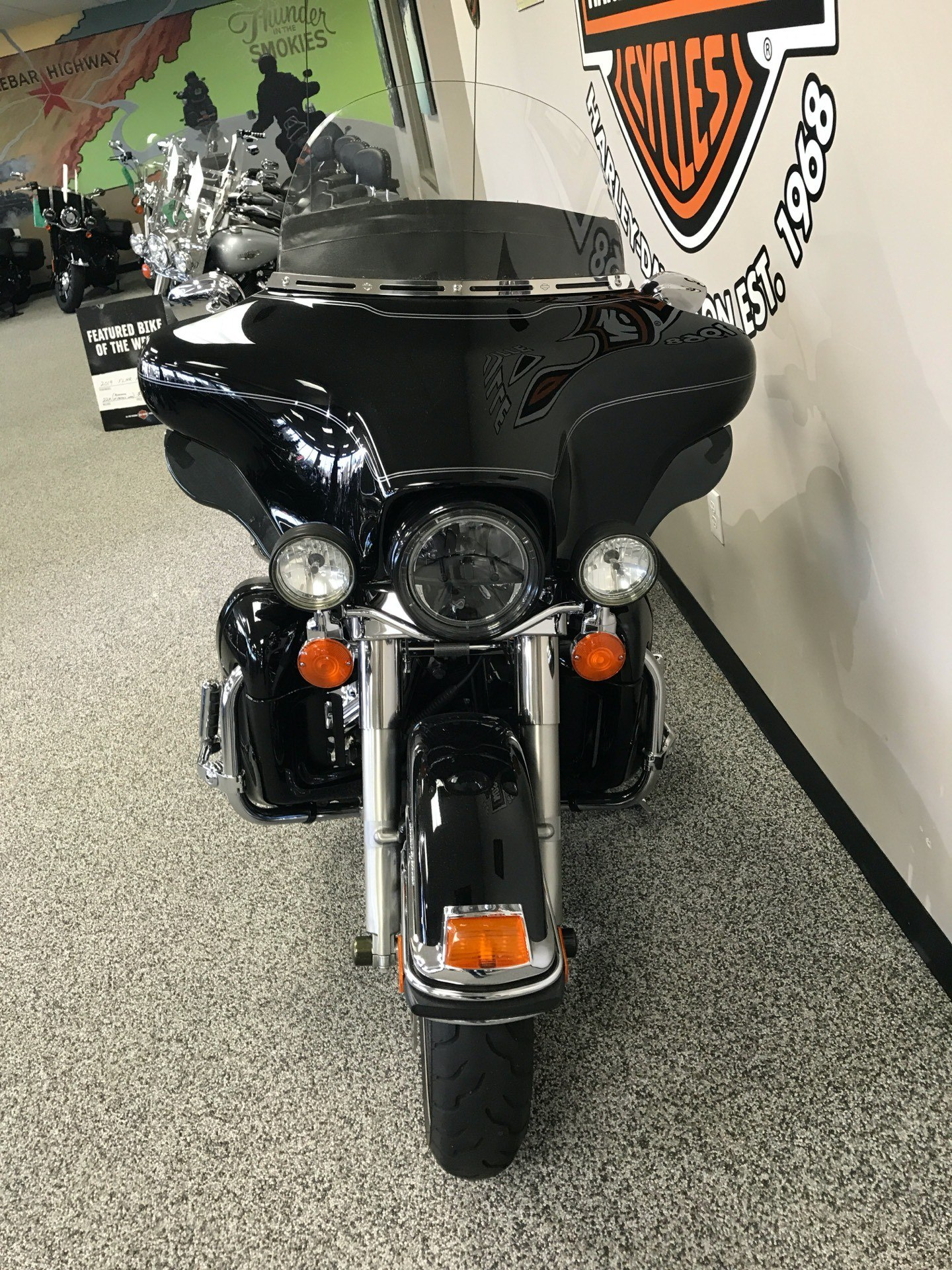 2012 Harley-Davidson Ultra Classic® Electra Glide® in Knoxville, Tennessee - Photo 16