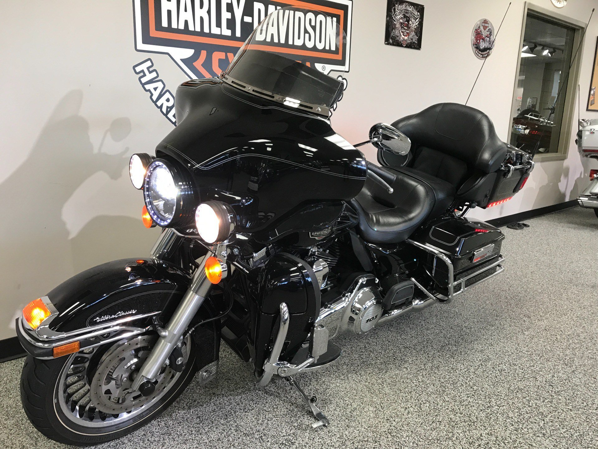 2012 Harley-Davidson Ultra Classic® Electra Glide® in Knoxville, Tennessee - Photo 24