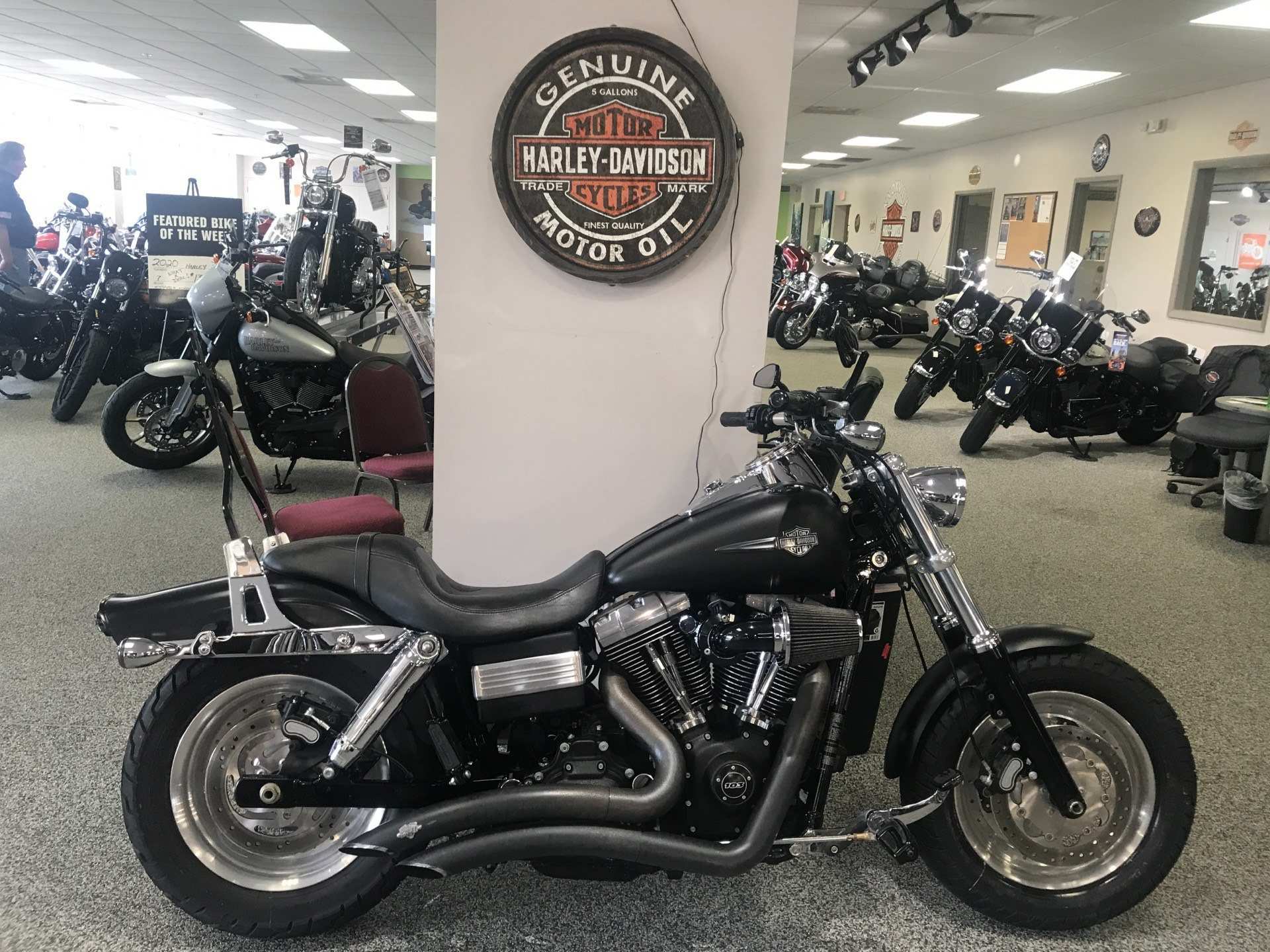 2013 Harley-Davidson Dyna® Fat Bob® in Knoxville, Tennessee - Photo 1
