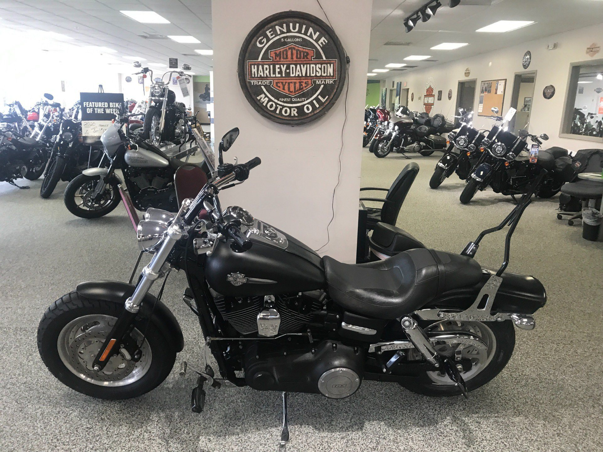 2013 Harley-Davidson Dyna® Fat Bob® in Knoxville, Tennessee - Photo 16