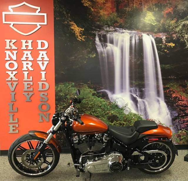 2019 Harley-Davidson Breakout® 114 in Knoxville, Tennessee - Photo 1