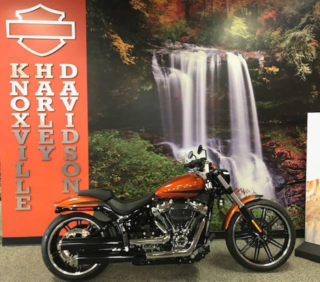 2019 Harley-Davidson Breakout® 114 in Knoxville, Tennessee - Photo 5