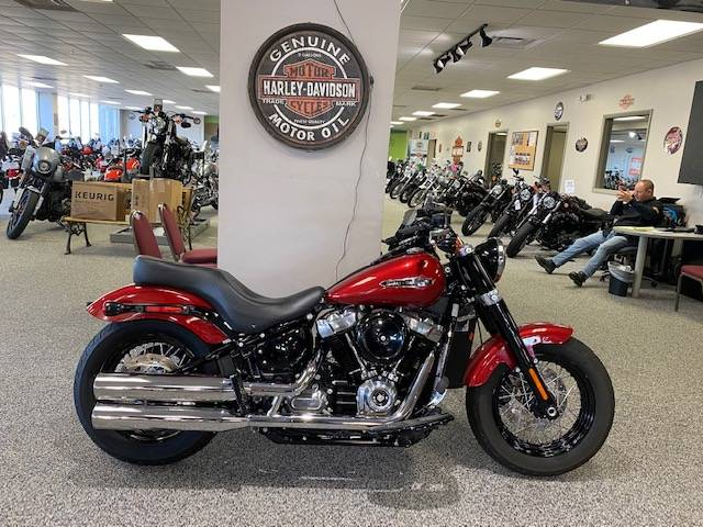 2018 Harley-Davidson Softail Slim® 107 in Knoxville, Tennessee - Photo 1