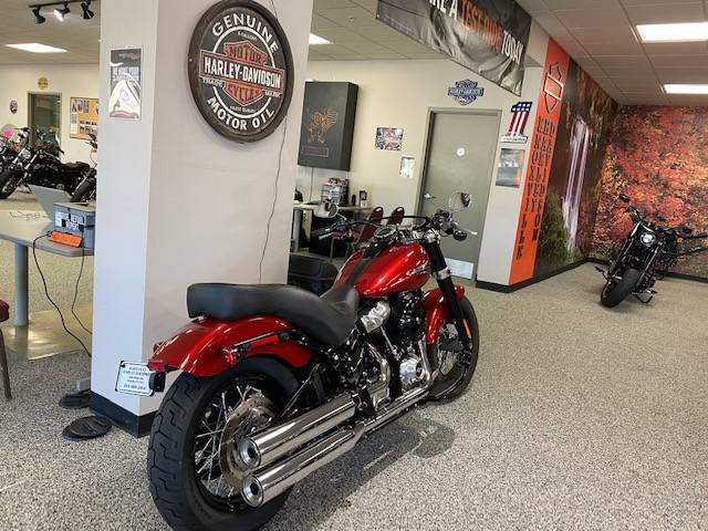 2018 Harley-Davidson Softail Slim® 107 in Knoxville, Tennessee - Photo 3