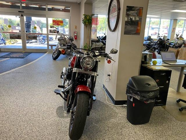 2018 Harley-Davidson Softail Slim® 107 in Knoxville, Tennessee - Photo 7