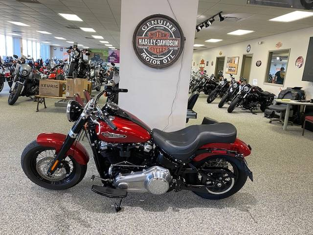 2018 Harley-Davidson Softail Slim® 107 in Knoxville, Tennessee - Photo 13