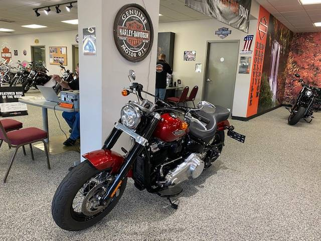 2018 Harley-Davidson Softail Slim® 107 in Knoxville, Tennessee - Photo 15