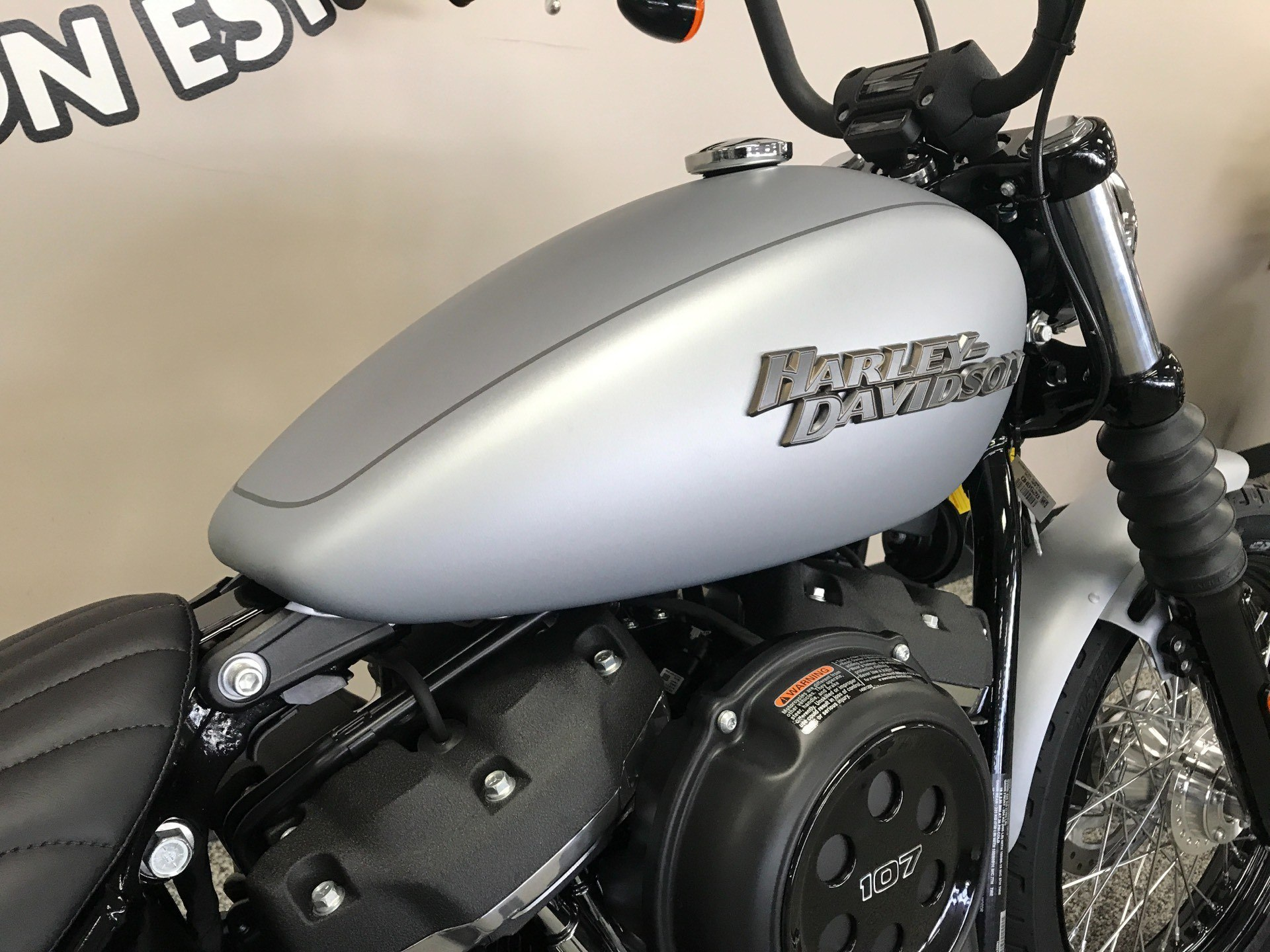 2020 Harley-Davidson Street Bob® in Knoxville, Tennessee - Photo 5