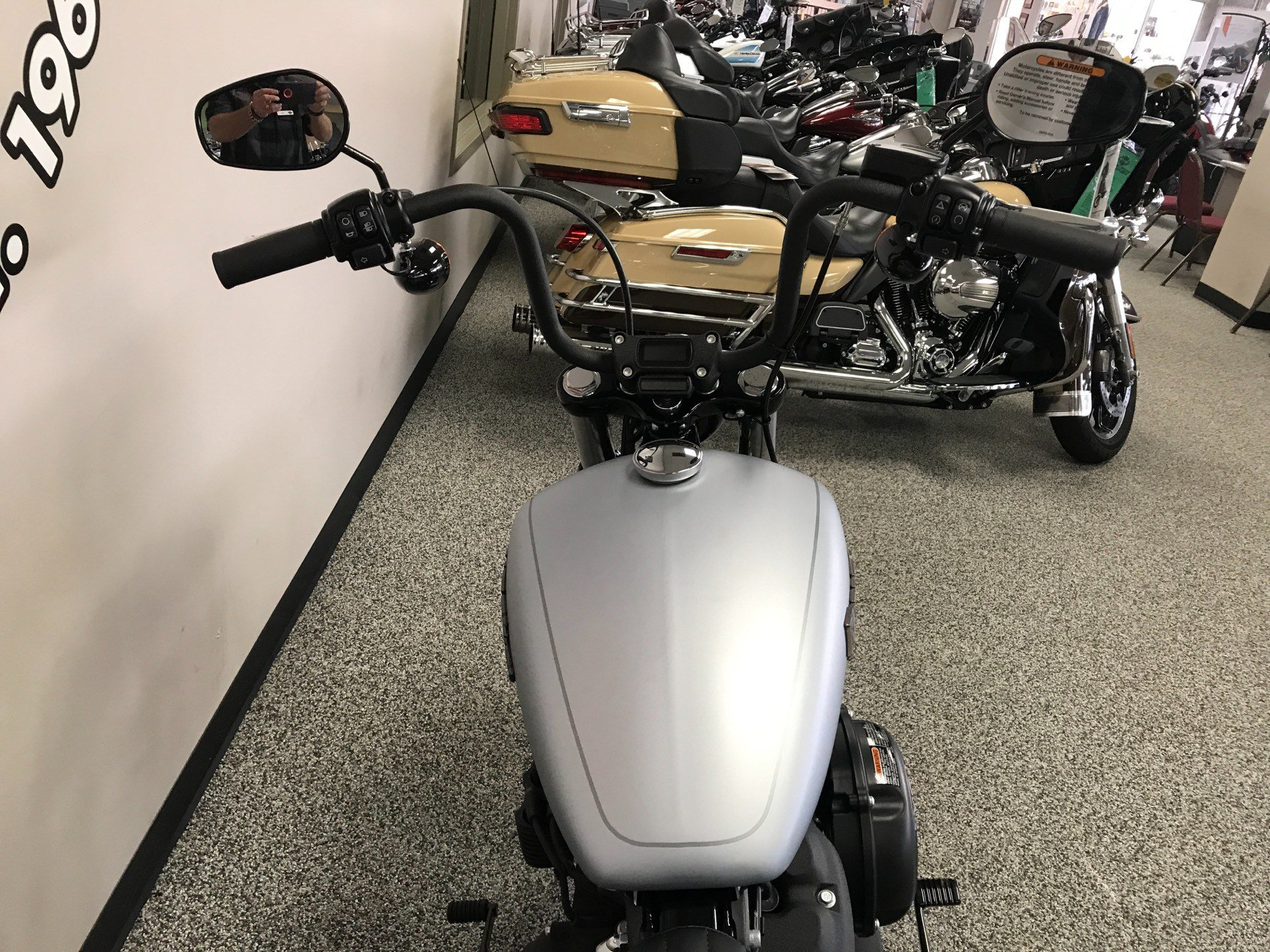 2020 Harley-Davidson Street Bob® in Knoxville, Tennessee - Photo 7