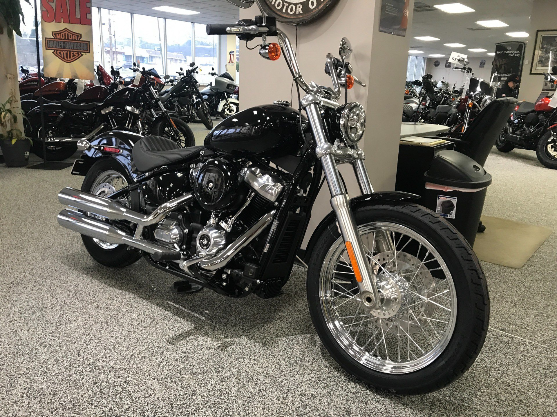 2020 Harley-Davidson Softail® Standard in Knoxville, Tennessee - Photo 13