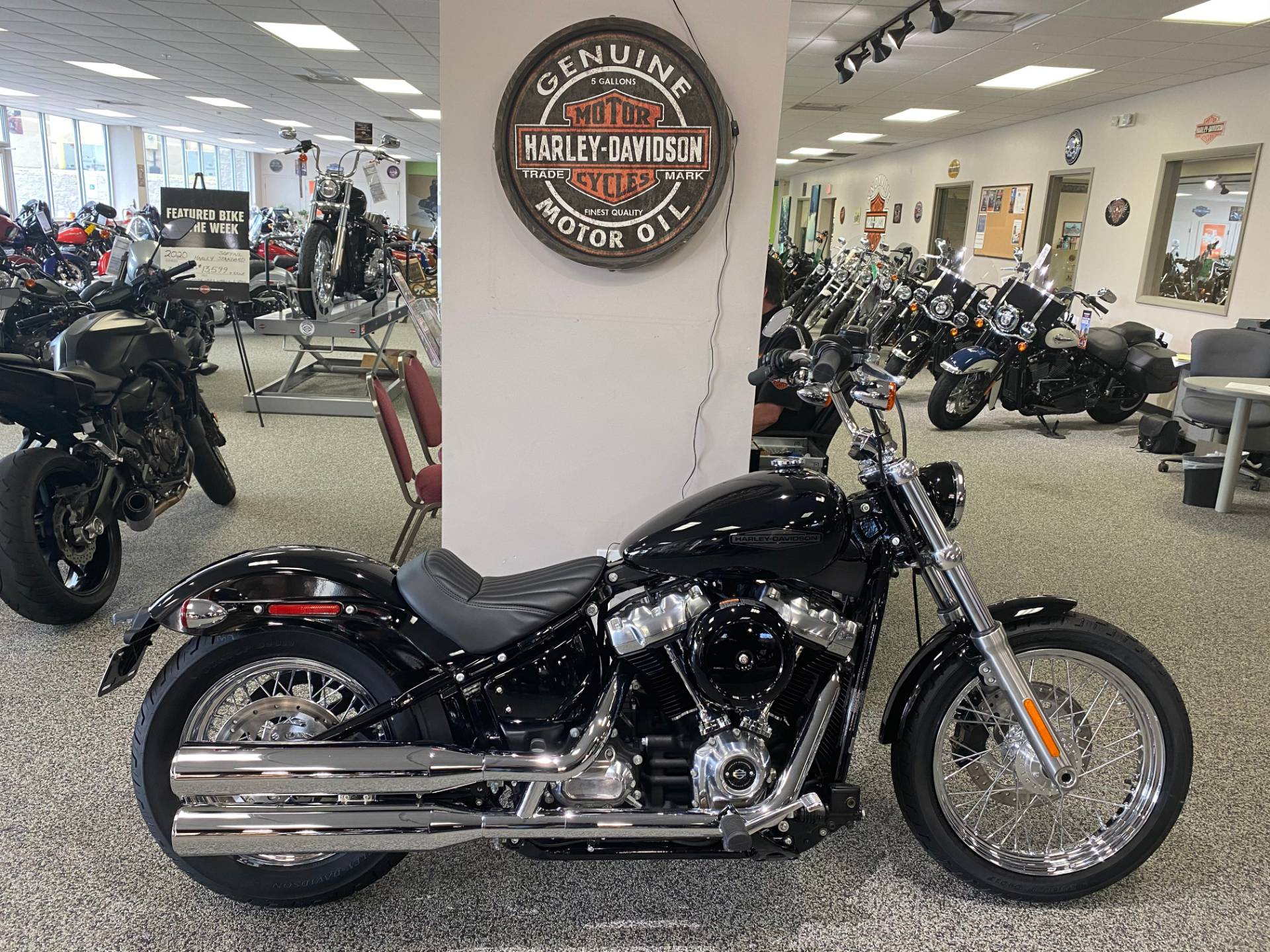 2020 Harley-Davidson Softail® Standard in Knoxville, Tennessee - Photo 1
