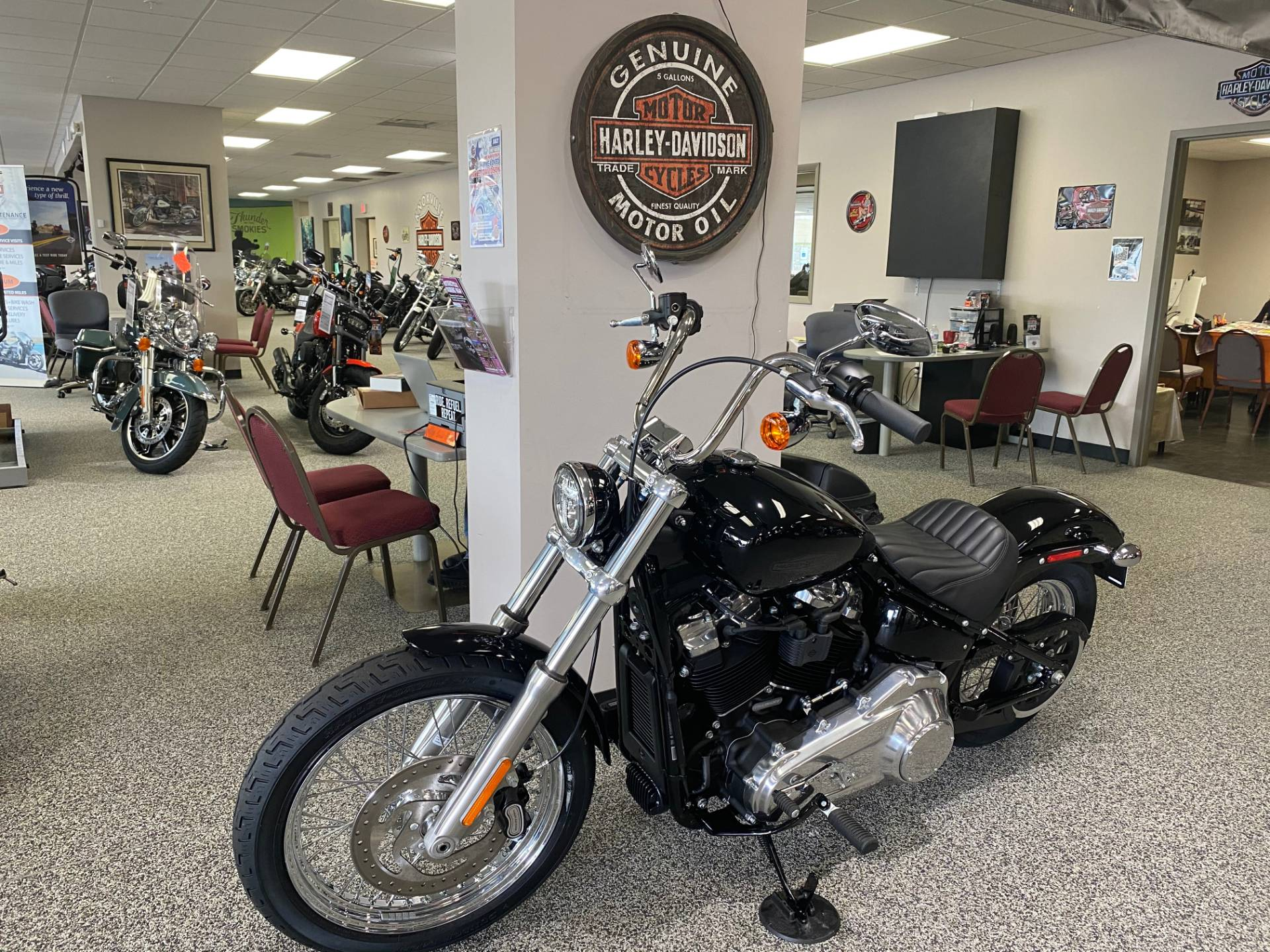 2020 Harley-Davidson Softail® Standard in Knoxville, Tennessee - Photo 18