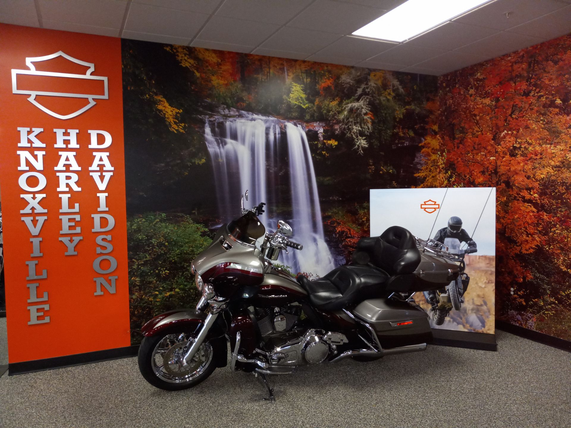 2015 Harley-Davidson CVO™ Limited in Knoxville, Tennessee - Photo 1