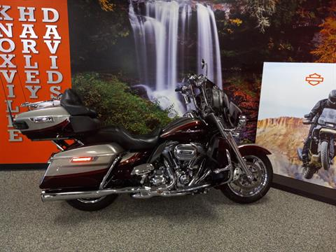 2015 Harley-Davidson CVO™ Limited in Knoxville, Tennessee - Photo 5