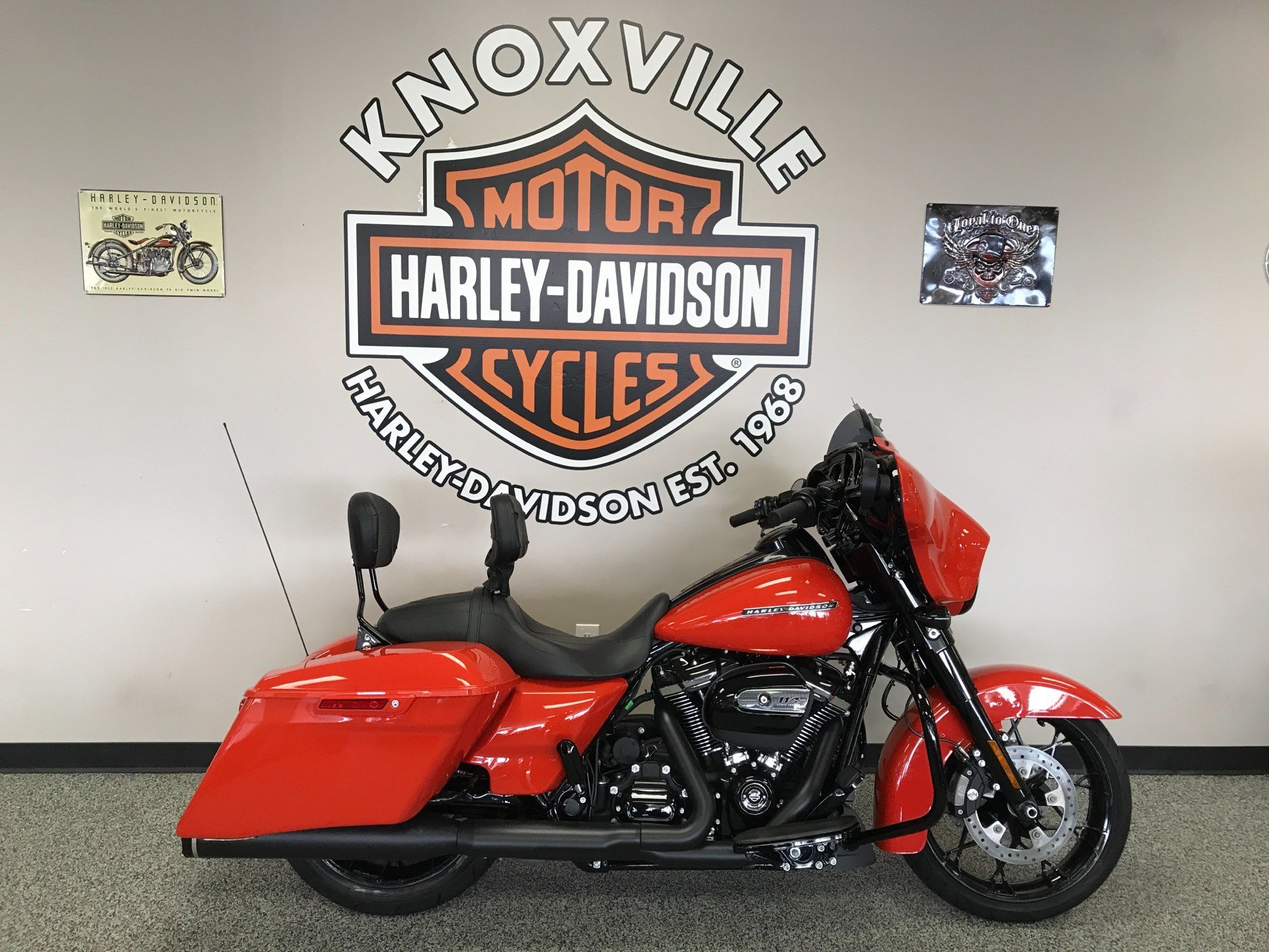 2020 Harley-Davidson Street Glide® Special in Knoxville, Tennessee - Photo 1