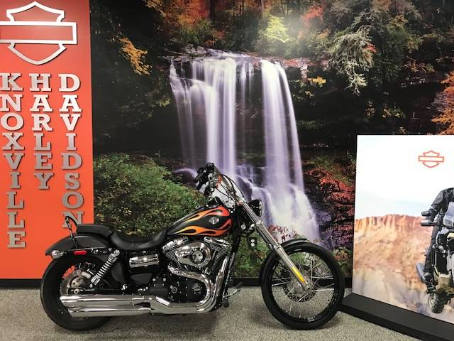 2015 Harley-Davidson Wide Glide® in Knoxville, Tennessee - Photo 1