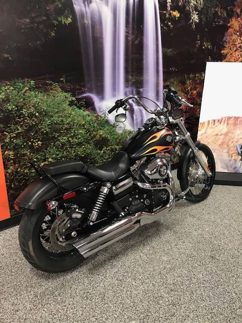 2015 Harley-Davidson Wide Glide® in Knoxville, Tennessee - Photo 2