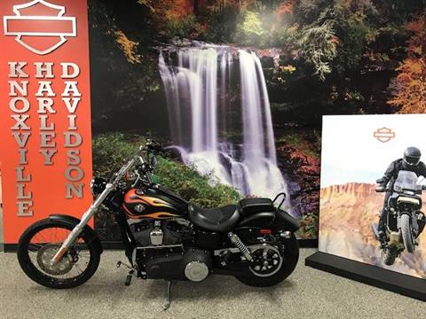 2015 Harley-Davidson Wide Glide® in Knoxville, Tennessee - Photo 5