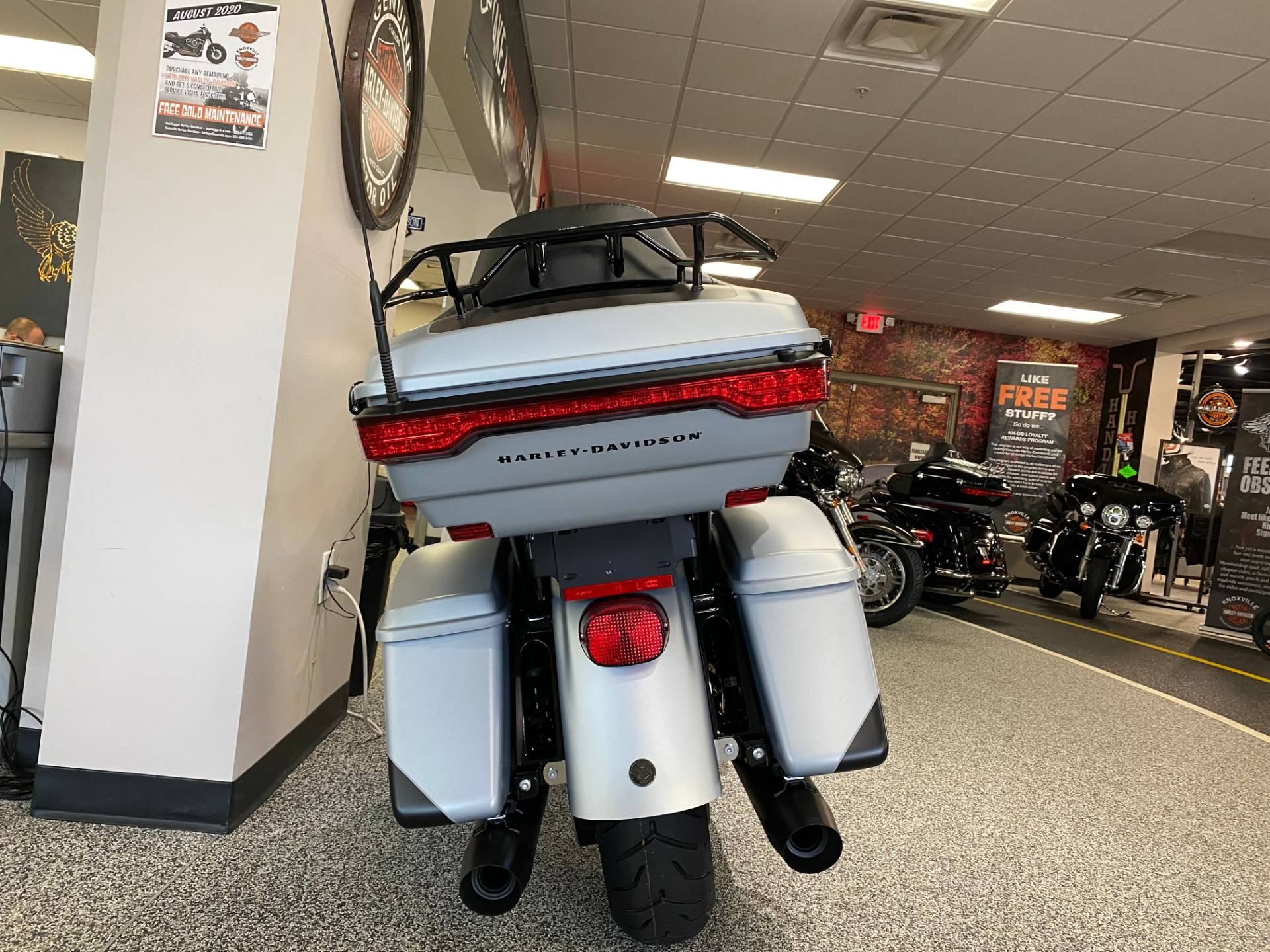 2020 Harley-Davidson Ultra Limited in Knoxville, Tennessee - Photo 9