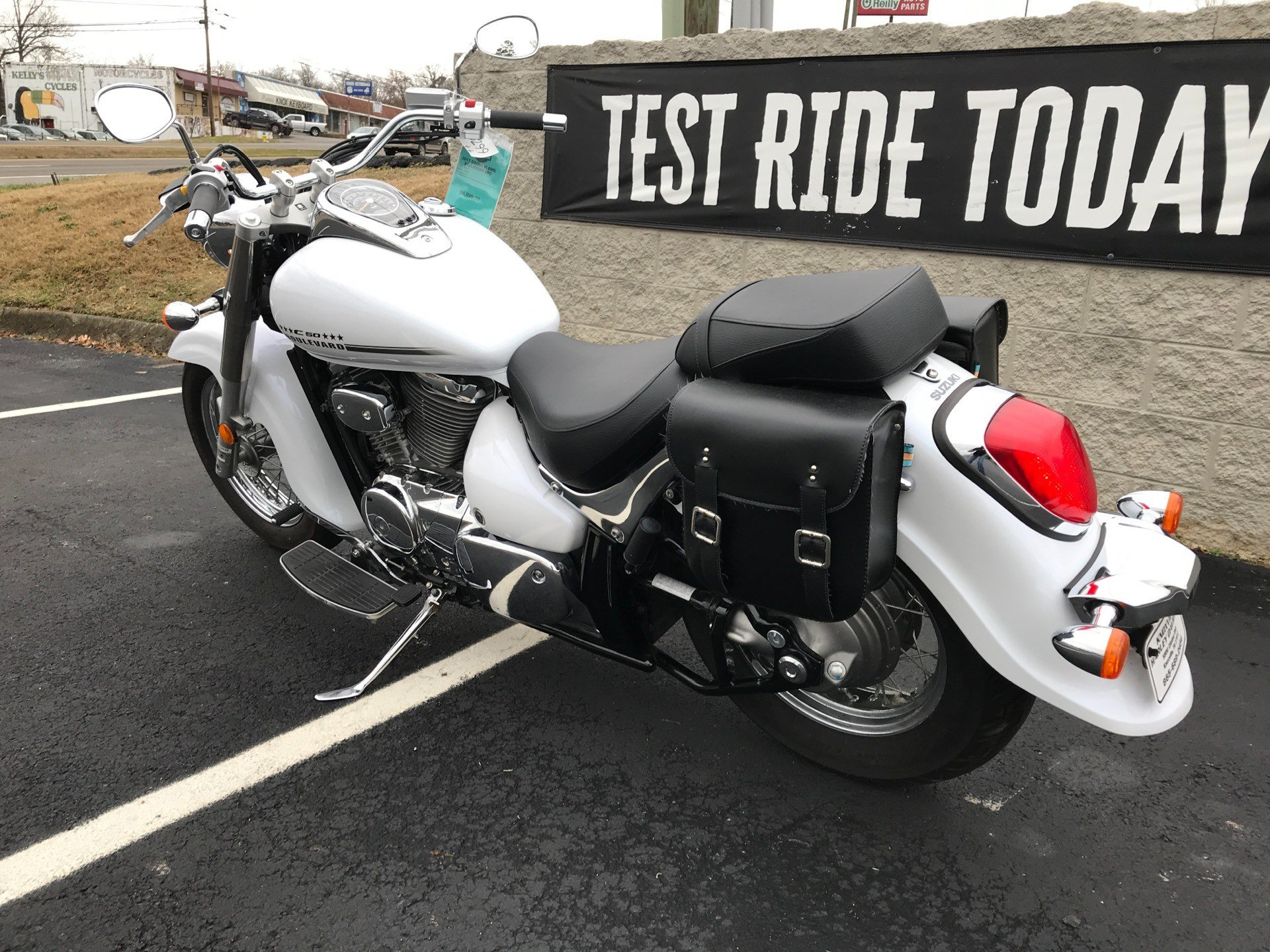 2017 Suzuki C50 in Knoxville, Tennessee - Photo 21