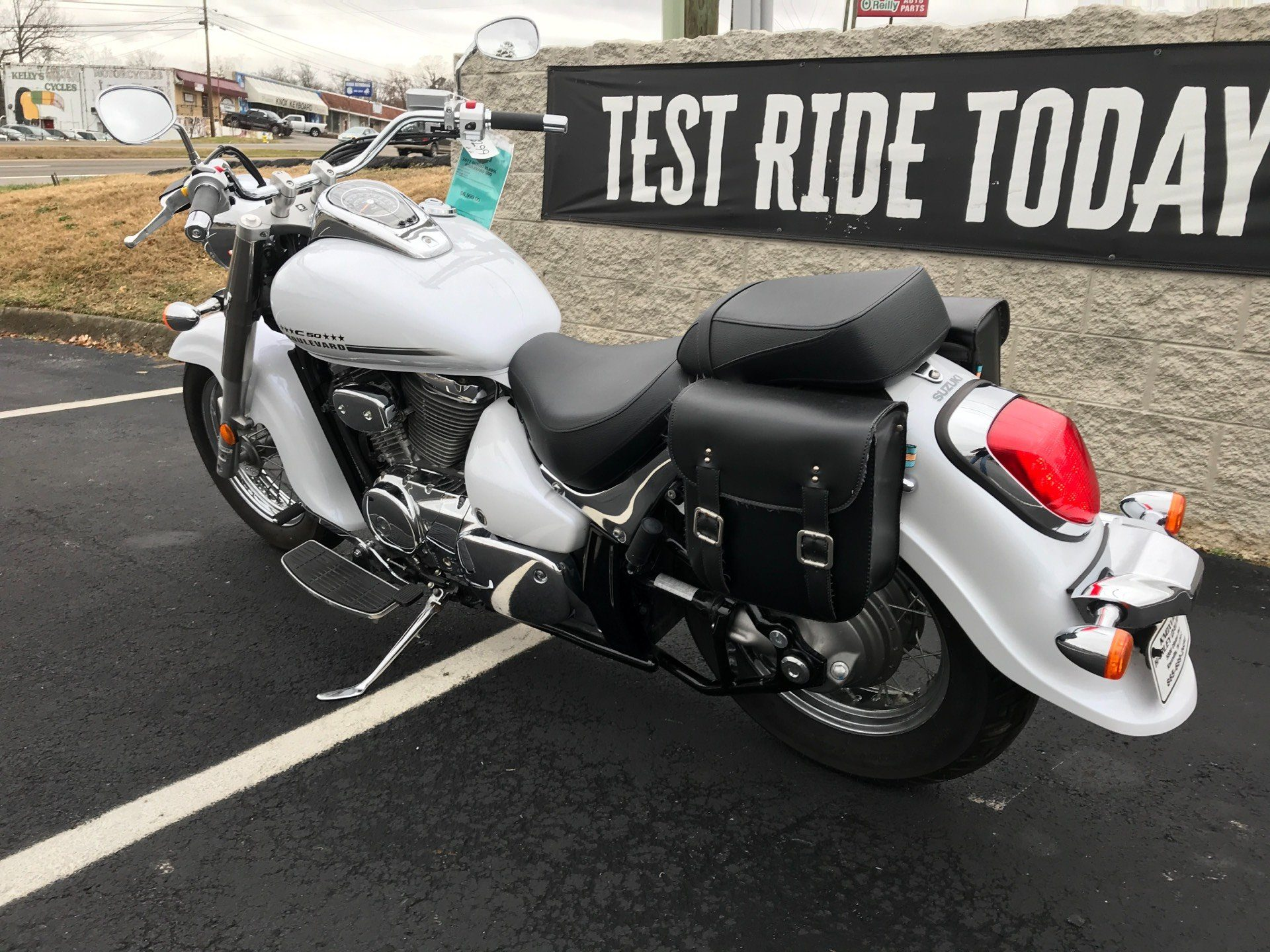 2017 Suzuki C50 in Knoxville, Tennessee - Photo 22