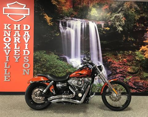 2011 Harley-Davidson Dyna® Wide Glide® in Knoxville, Tennessee - Photo 1