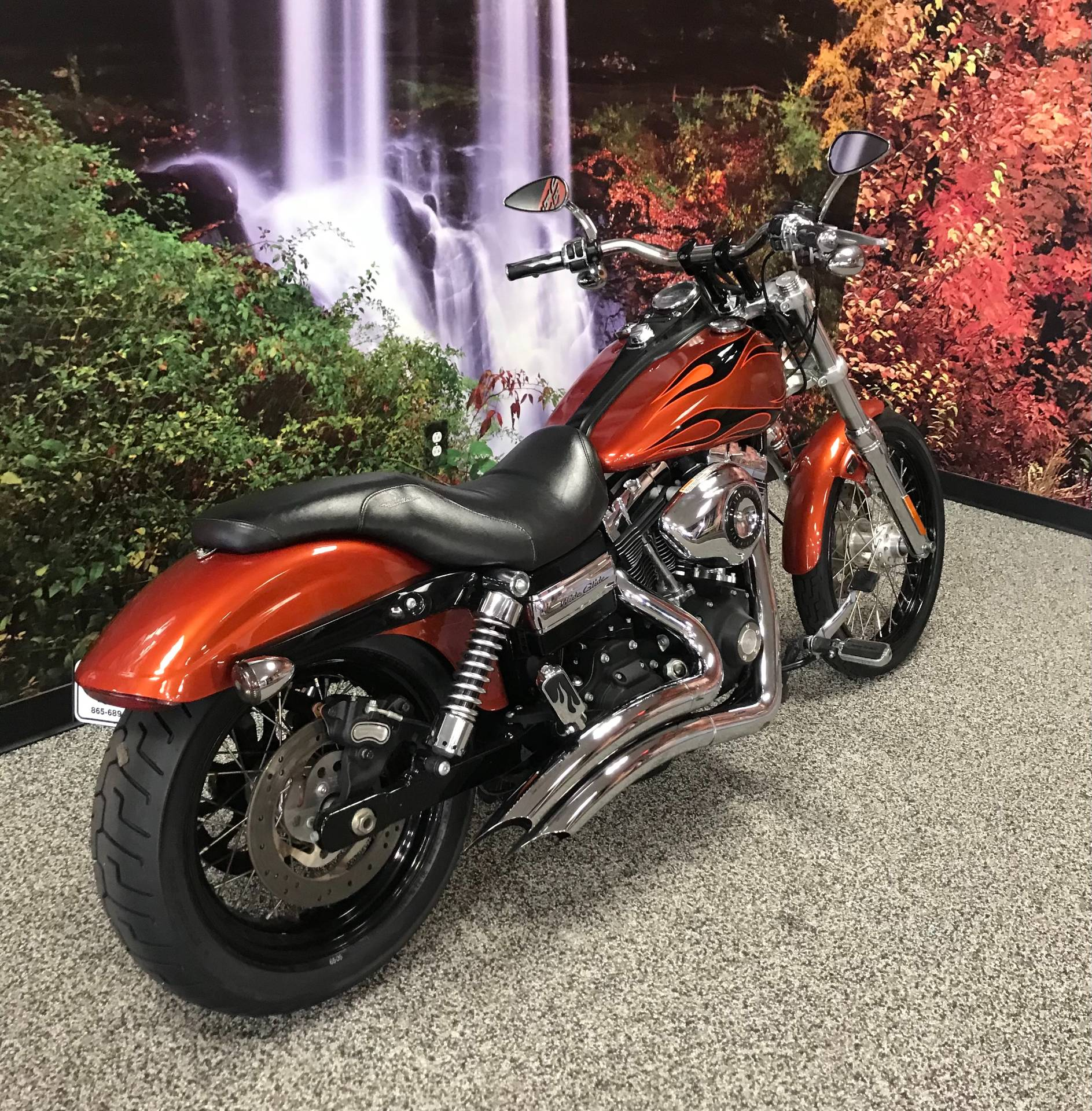 2011 Harley-Davidson Dyna® Wide Glide® in Knoxville, Tennessee - Photo 2