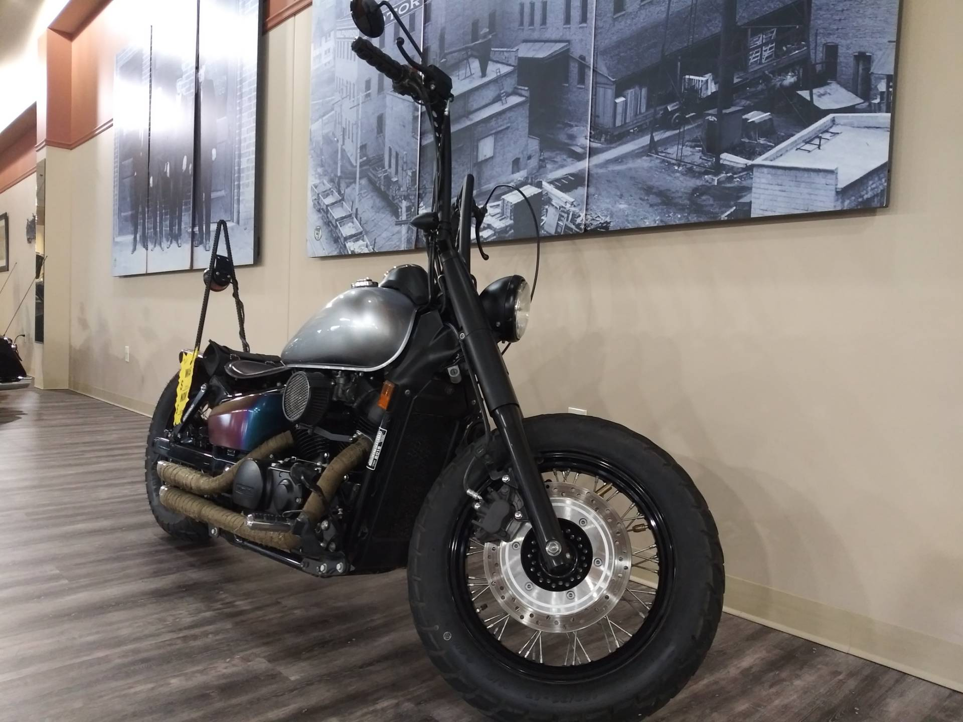 2015 Honda Shadow Phantom® in Knoxville, Tennessee - Photo 11